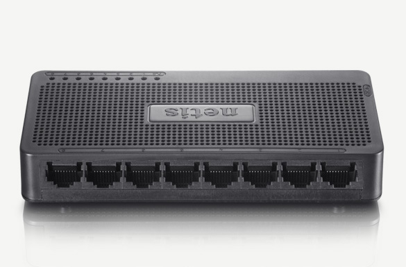 Netis • ST3108S • Fast Ethernet Switch 8x10/100 Base-TX